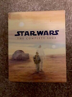 Star Wars: The Complete Saga - Missing New Hope Disc