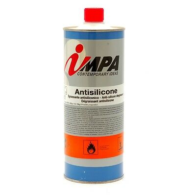 Diluent Antisilicone 1 L Degreasing Antisiliconico For Paint Car Motorbike
