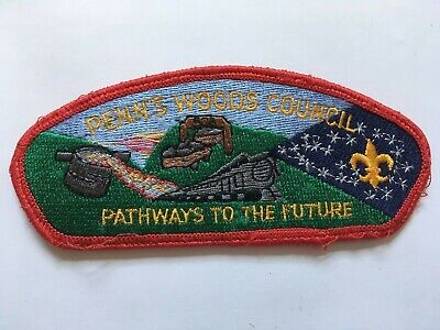 Pathways to the Future Penn's Woods Council Patch