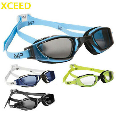 1b97573c73 MP MICHAEL PHELPS Xceed Swimming Goggles Mirrored Lens Yellow Black ...