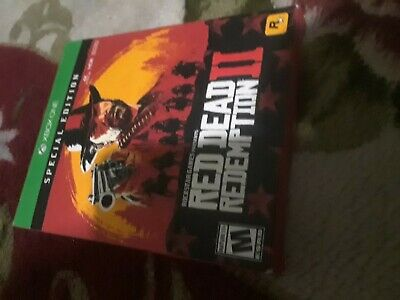 Xbox one Red Dead Redemption 2: Special Edition. Brand New. Free Shipping