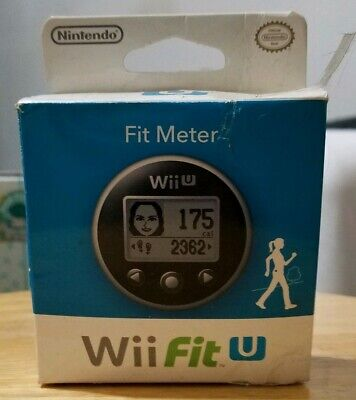 New * Wii Fit U * Fit Meter for Nintendo Wii U * Model WUP-017
