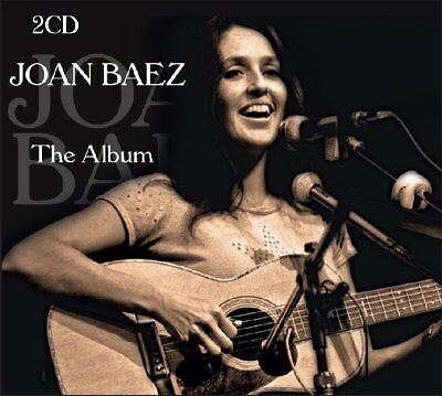 Joan Baez -The Album von Joan Baez (2017)   2 CD NEU OVP