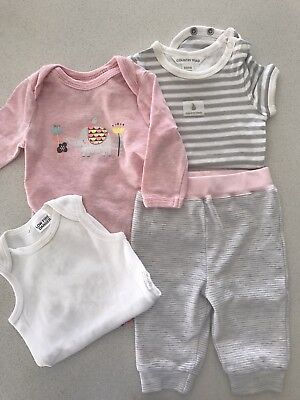 Baby Girl Bundle Sz 0000 Country Road, Cotton On, Pure Baby