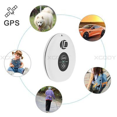 Personal Goods Pet GPS GSM Tracker TK201 with SOS Alarm Real-time Tracking New