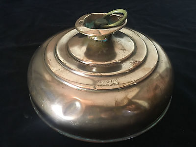 Vintage/Antique Solid Copper Bed Warmer English