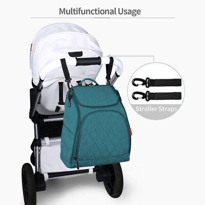 Mummy Backpack Baby Diaper Nappy Backpack Multifunctional Mommy Bag Changing