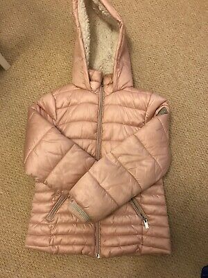 Girls NEXT COAT AGE 7