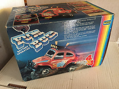 Ww Beetle Funbug Playwell Very Rare New