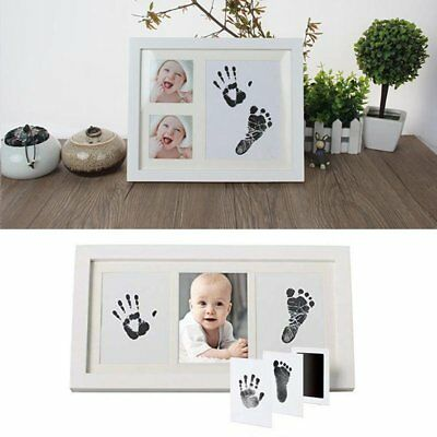 Inkless Wipe Baby Kit Hand Foot Print Keepsake Newborn Footprint Handprint Hot