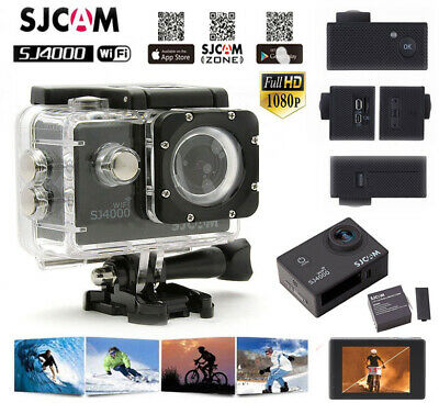 Sport Caméra Action SJ4000 1080P Mini DV Video casque DVR Cam Caméscopes