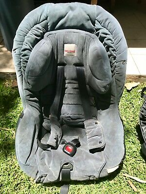 Safe-n-Sound, convertible Child Restraint with AHR Headrest and accessories.