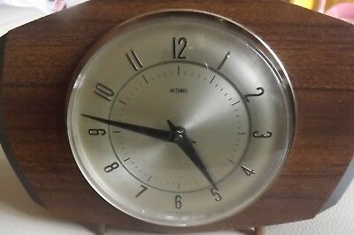 Vintage Metamec Mantel Clock - Wind Up