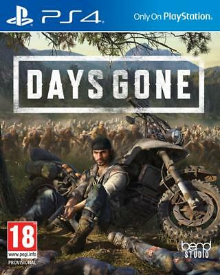 PREORDINE 26 APRILE 2019 DAYS GONE per Sony Playstation 4 PS4 26/04/2019