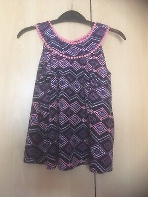 Girls Summer Top From Primark, Age 7-8 Years