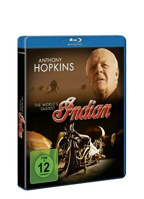 The World Fastest Indian Blu Ray Anthony Hopkins New