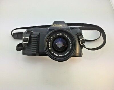 Canon T50 Vintage 35mm SLR Camera