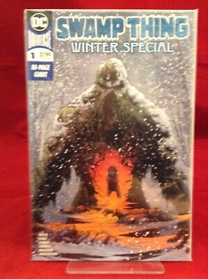 Swamp Thing Winter Special #1 2018 DC Comics Tom King Ken Wein 1st Print