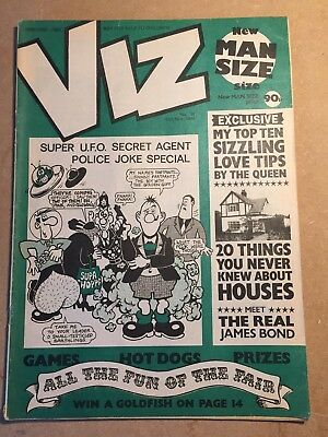 Viz comic - Issue 32 - Good  condition - October November 1988 - Over 18s only.