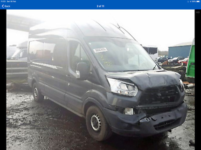 Ford transit mk8 66 plate light damaged repairable, salvage damage repairable ,