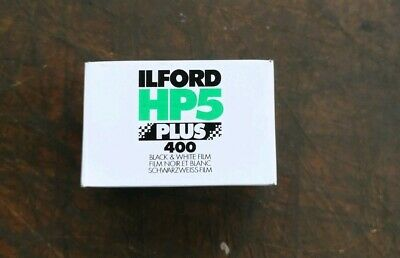 Ilford HP5 36 Exp Black & White Print Film