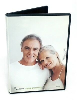 Stockbyte - AGING GRACEFULLY, CD 211 - Stock Photography, Active Adult Lifestyle