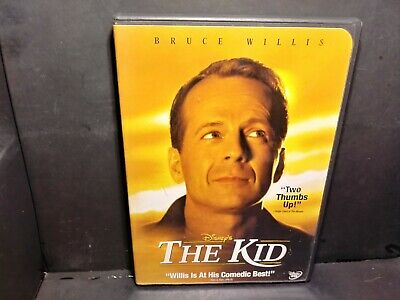 Disneys The Kid (DVD, 2001) Bruce Willis B303