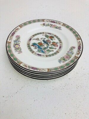Wedgwood KUTANI CRANE tea plates up to 5 available