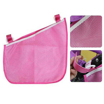 Universal Baby Pram Buggy Organiser Pushchair Stroller Storage Cup Holder Bag LH