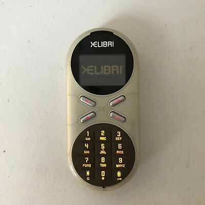 Xelibri 1, Siemens Mobile Phone in Champagne. Boxed with Charger. Working. Rare