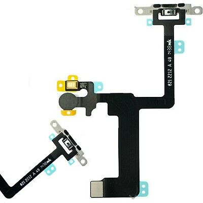 For iPhone 6 Plus Power Flex Cable Flash LED With Metal Bracket