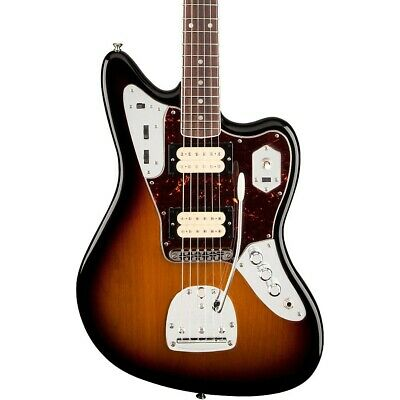 Fender Kurt Cobain Jaguar NOS Electric Guitar 3-Color Sunburst