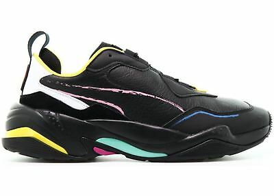 2c3700470b4d Mens Puma x Bradley Theodore Thunder Brushwork Puma Black Multi Color 369394 -01