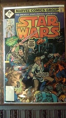 STAR WARS #2 Marvel Comics