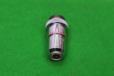 Carl Zeiss Microscope Objective Planapo 4/0.16 160/-  in Case