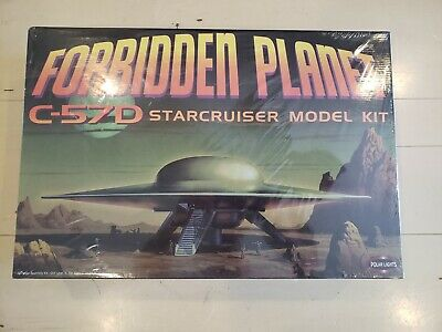 1/72 SCALE FORBIDDEN PLANET C-57D by Polar Lights NEW & SEALED