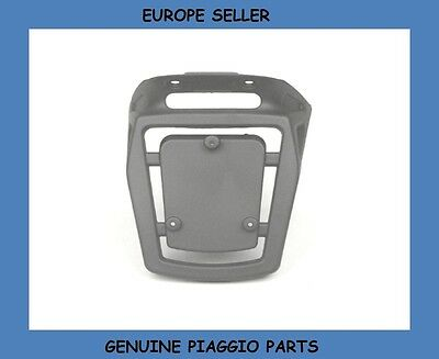 GILERA RUNNER 50 SP 2005-On & RUNNER PURE JET Rear Number Plate Holder Mudguard