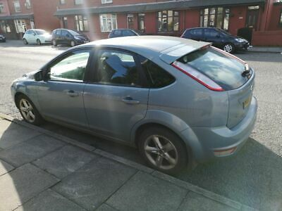 Ford Focus 1.8 TDCi 2009 plate spares or repairs