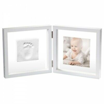 Baby Art 3601095800My Baby Style transparente Clay Print Frame, Crystal, multic
