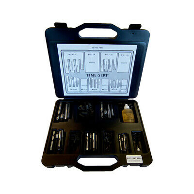 Wurth TIME-SERT® Master Metric M5, M6, M8, M10 & M12 Course 0964001001
