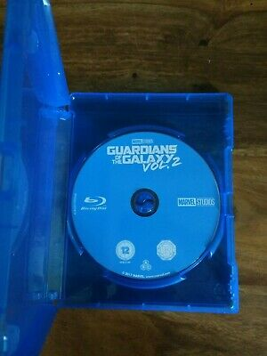 Guardians of The Galaxy Vol 2 Blu Ray DISK ONLY