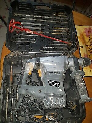 Titan SDS Plus Rotary Hammer Drill Breaker Model no TTB631SDS  240v 1500w