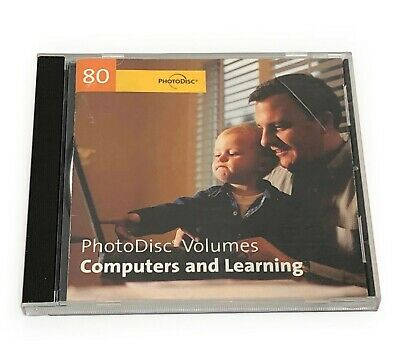 PhotoDisc - COMPUTERS & LEARNING - Stock Technology Photography (Photo CD, v 38)