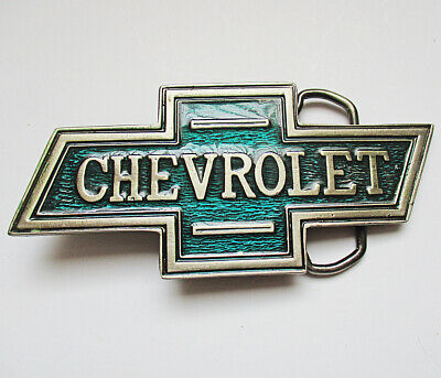 Chevrolet Logo Belt Buckle