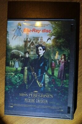 Miss Peregrines Home for Peculiar Children (Blu-ray)