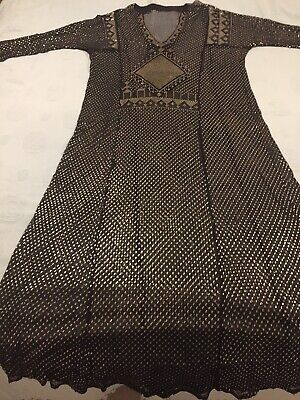 Vintage/Antique 1920s Egyptian Assuit Dress