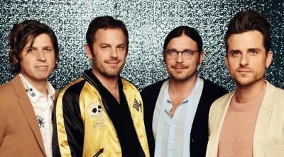 Rodeo  Houston KINGS OF LEON  Mar 12th, 4 ticket Sec134 Row FF yellow parking