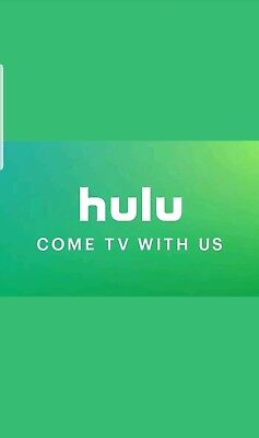 Hulu Premium Lifetime ⭐No Commercial subscription - USA Support