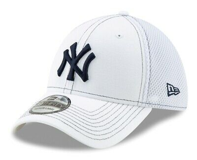 NEW YORK YANKEES NY New Era Neo 39THIRTY Stretch Fit Flex Mesh Back ... 156a39d293a