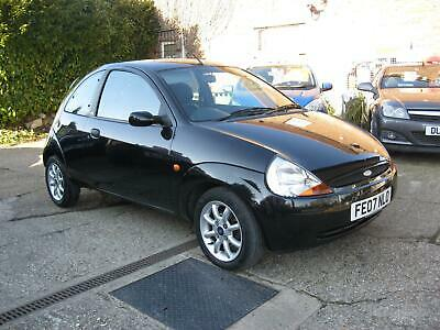 Ford Ka 1.3 2006MY Zetec Climate, Low Mileage, Just 53000 Mls, 1 Owner From New